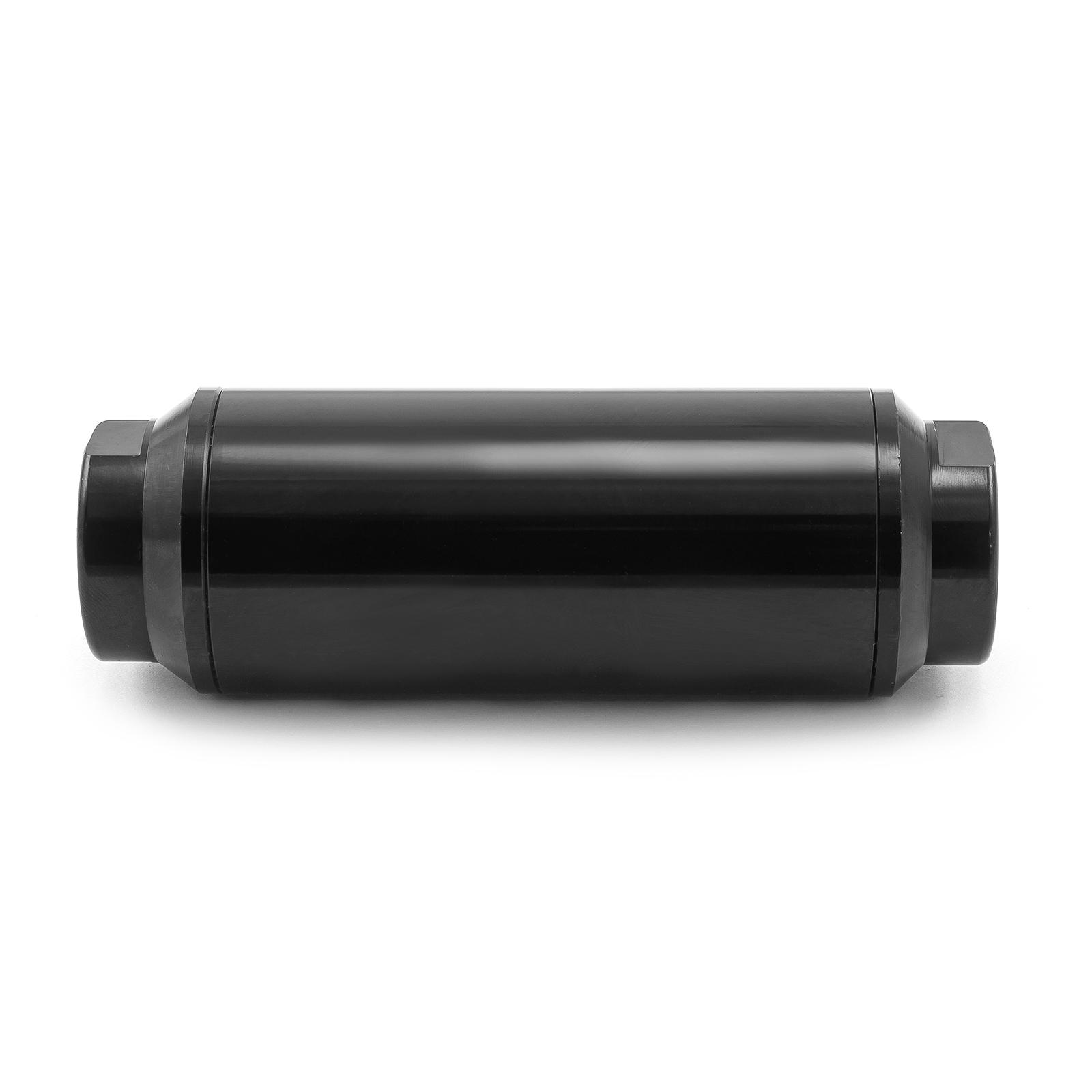 PCE® PCE132.1011 Inline Billet Aluminum Fuel Filter -6 AN Male
