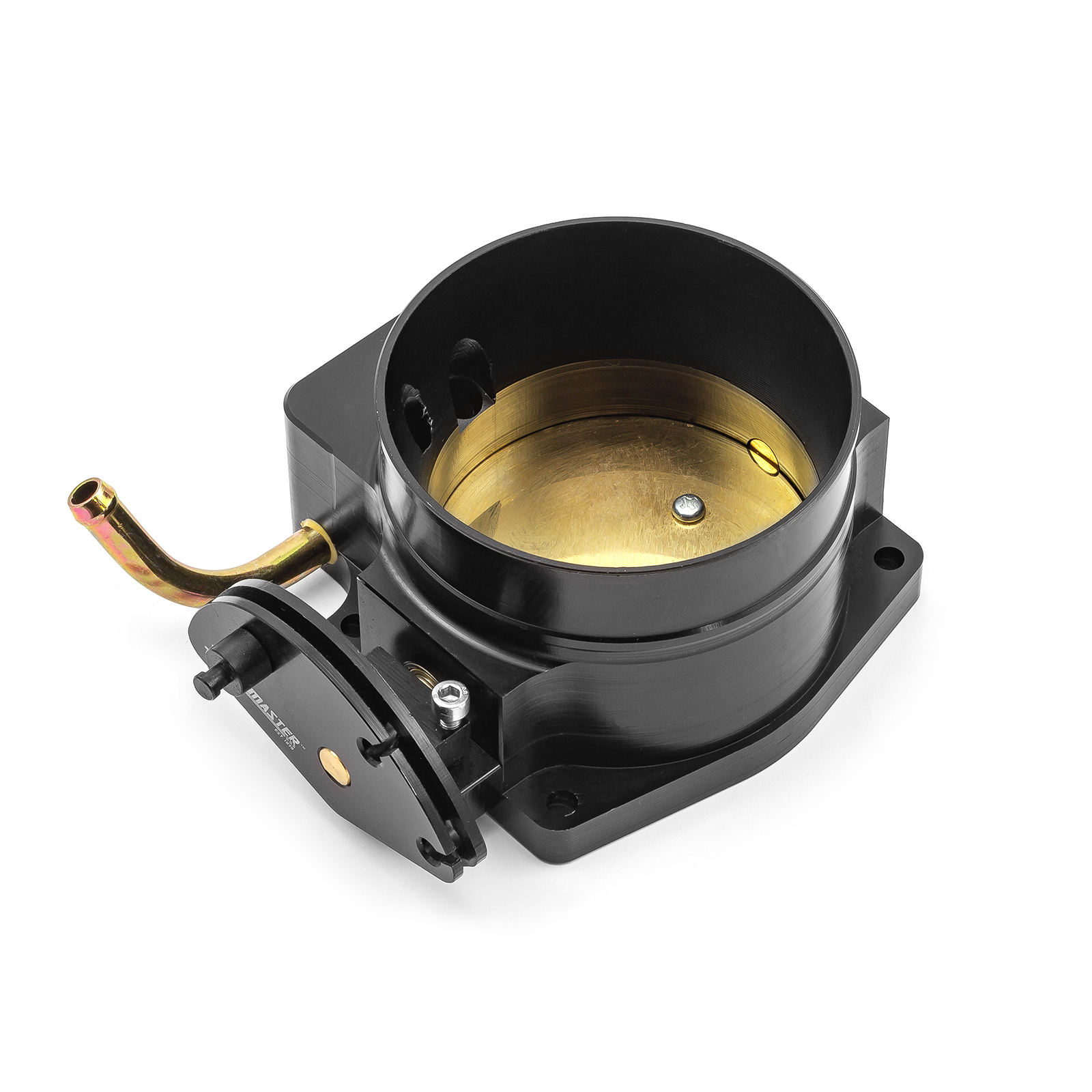 90 mm LS2 4 Bolt High Flow Throttle Body Black