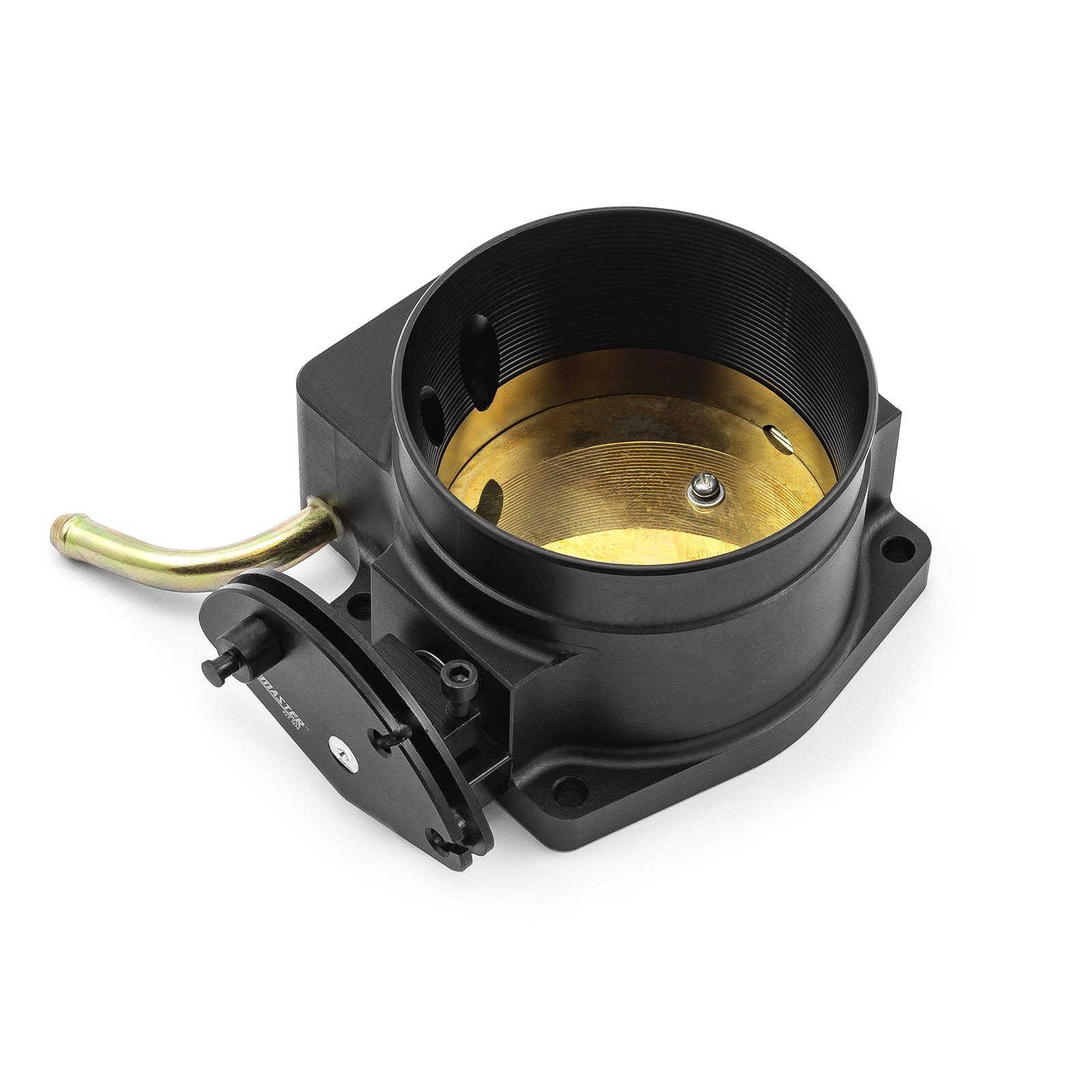 92 mm LS2 4Bolt High Flow Throttle Body Black