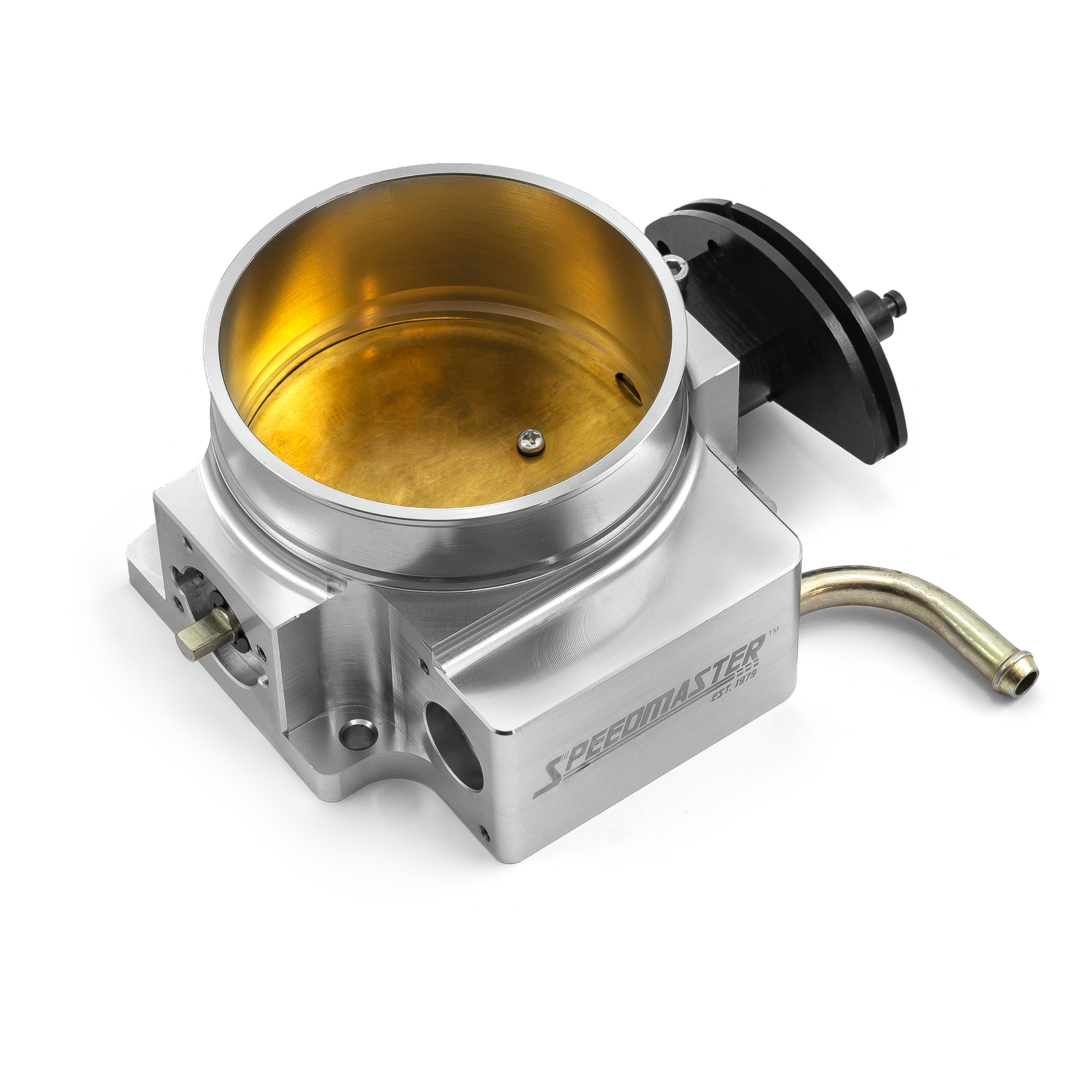 102 mm LS2 4 Bolt High Flow Throttle Body Satin