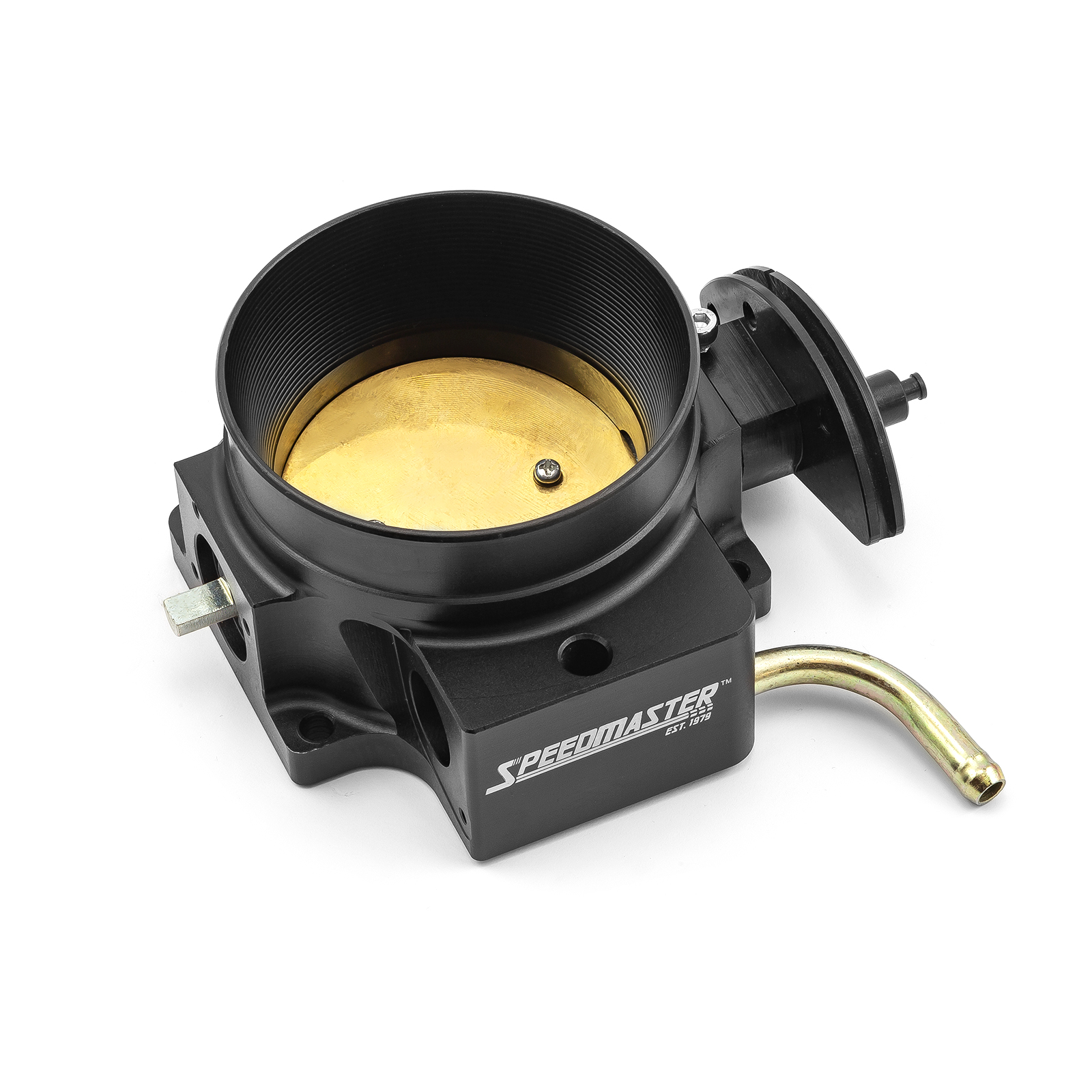 85 mm LS2 4 Bolt High Flow Throttle Body Black