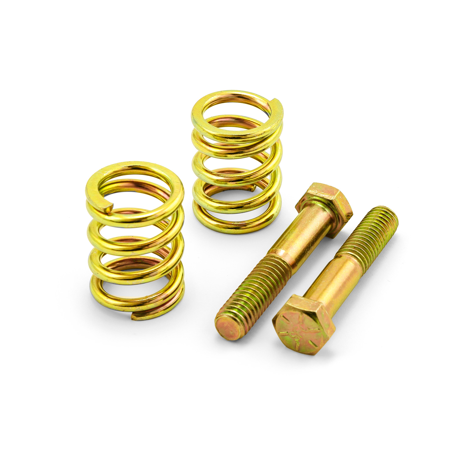 Supercharger Pop-Off Plate Spring And Bolt Only