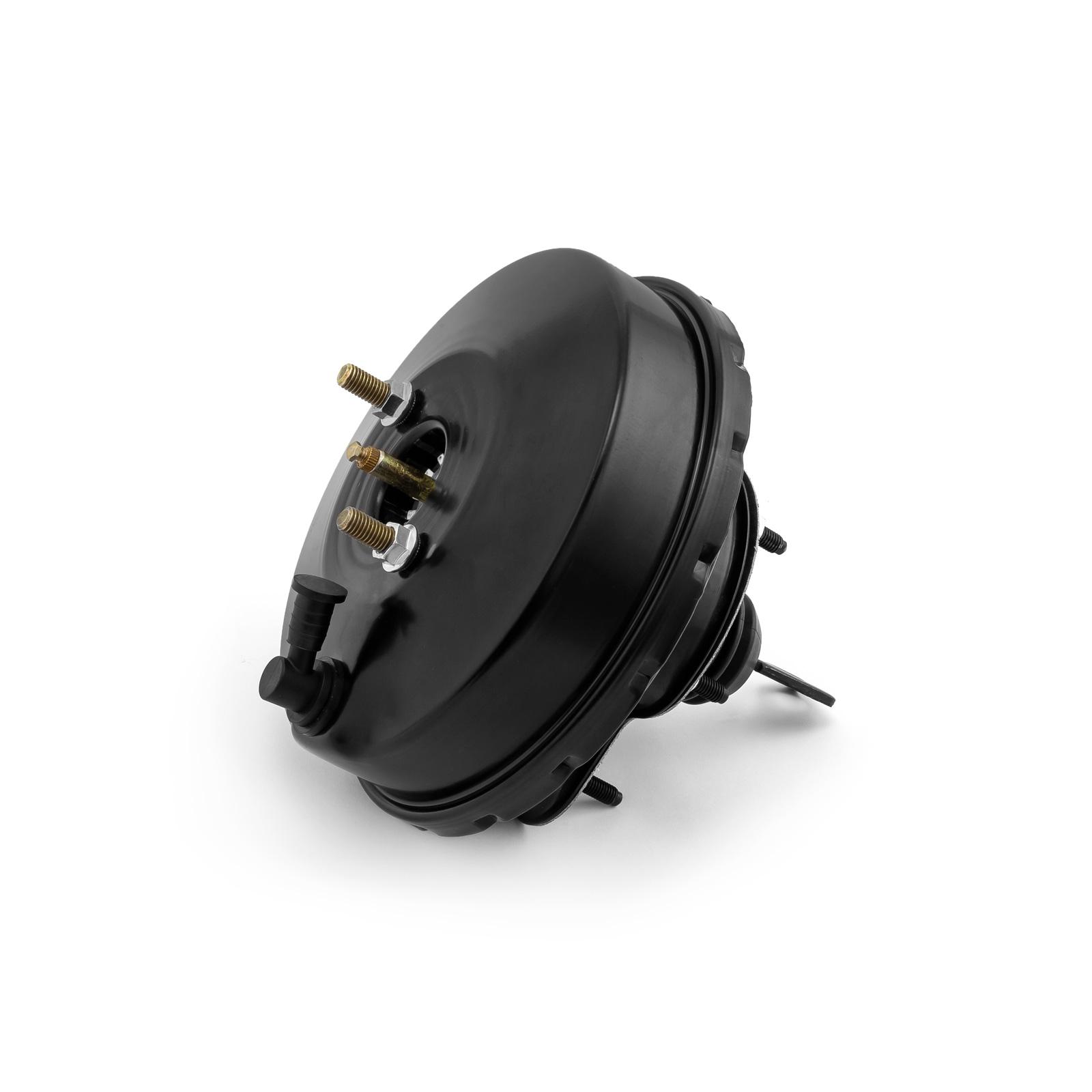 "9"" Universal Single Diaphragm Brake Booster Black"