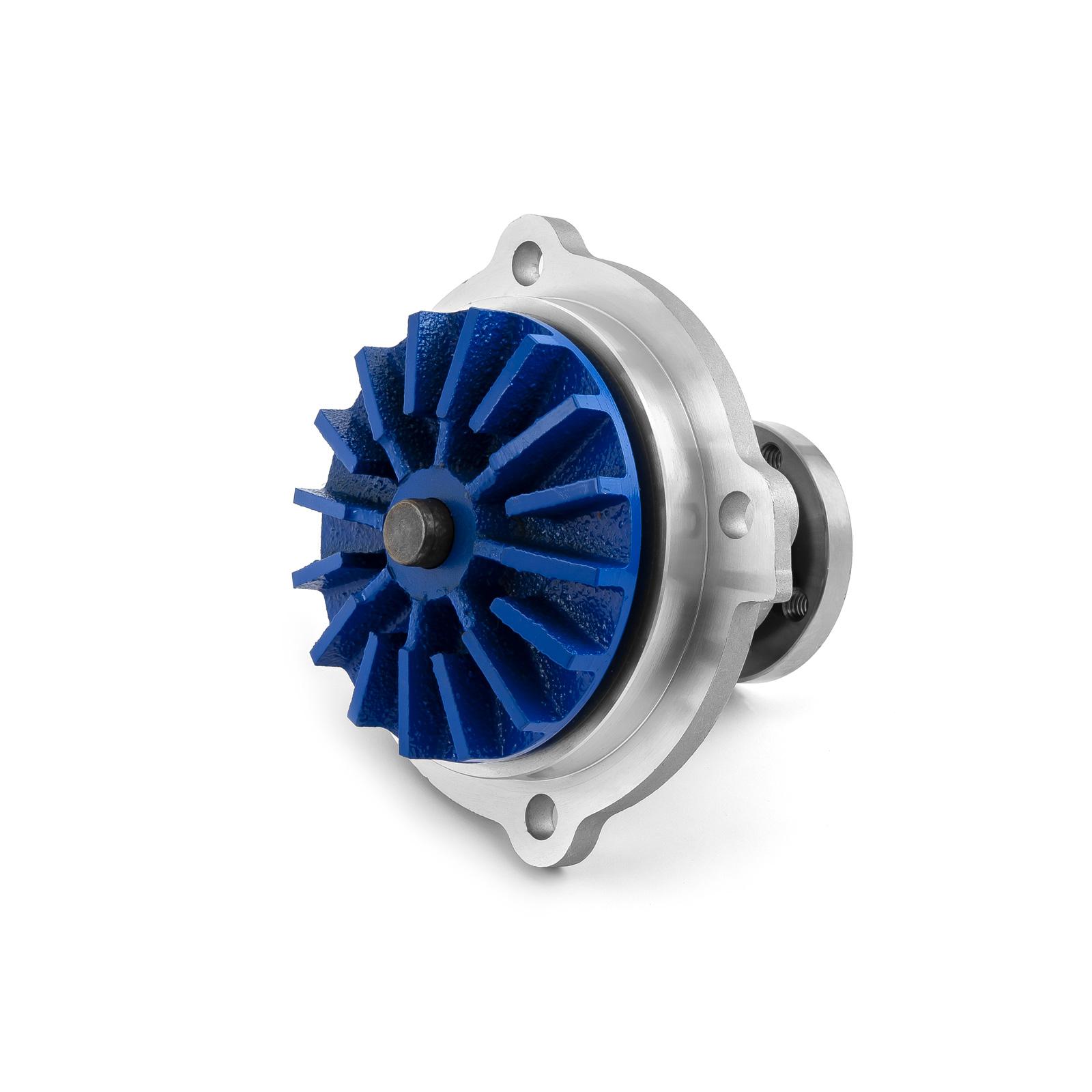 Chrysler Mopar BB 360 383 440 High Volume Aluminum Long Water Pump (Motor Ony)