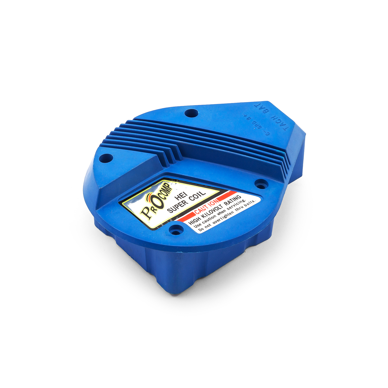 HEI Distributor Coil Cover Only - A Style - Blue