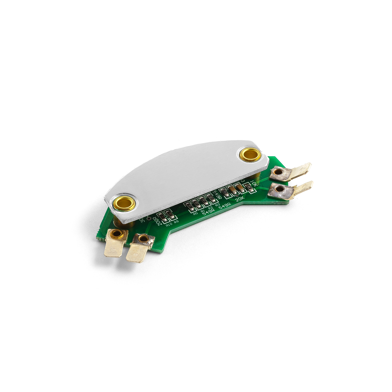 HEI Distributor 4 Pin Magnetic Pickup High Energy Ignition Control Module