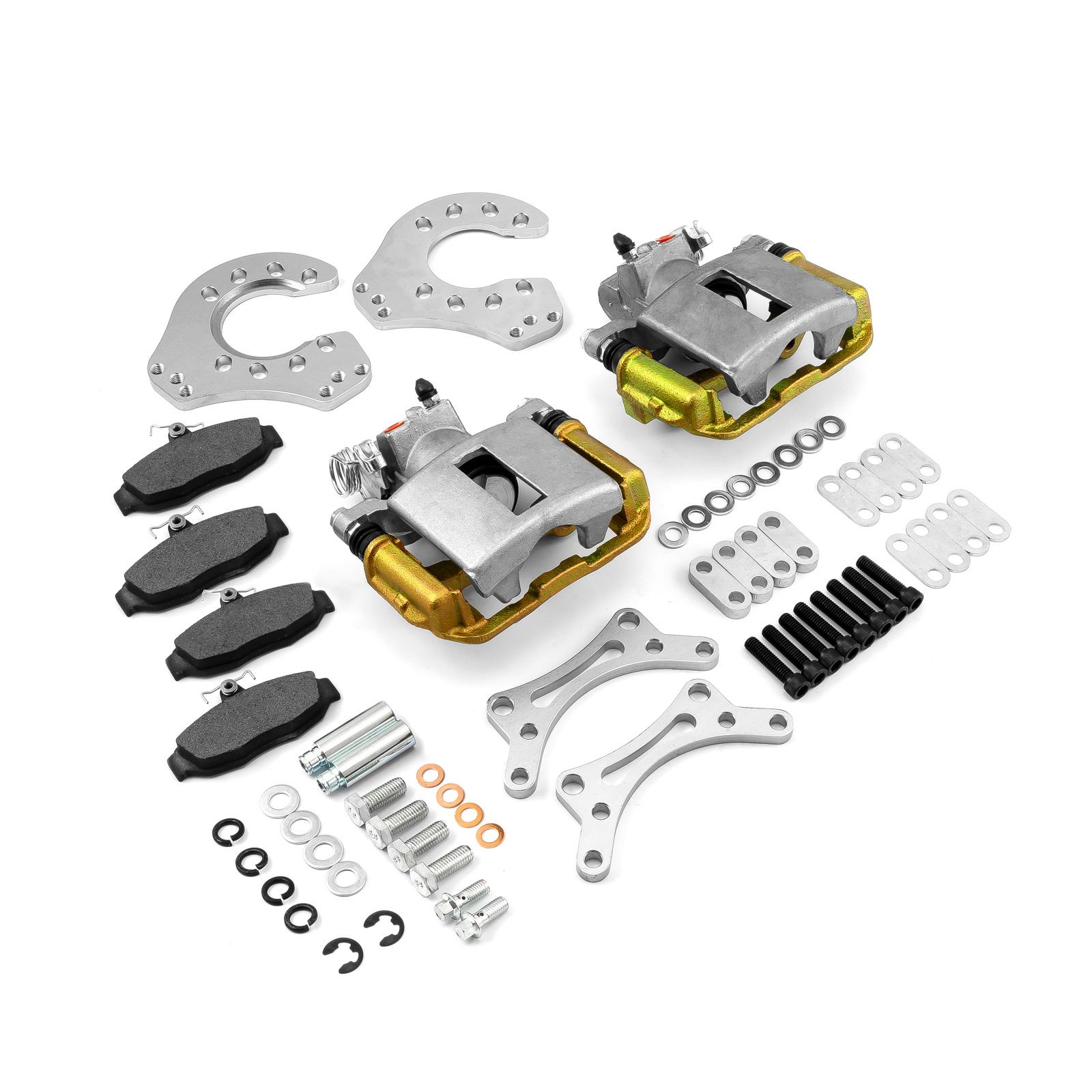 Universal Single Piston Rear Disc Brake Conversion Kit