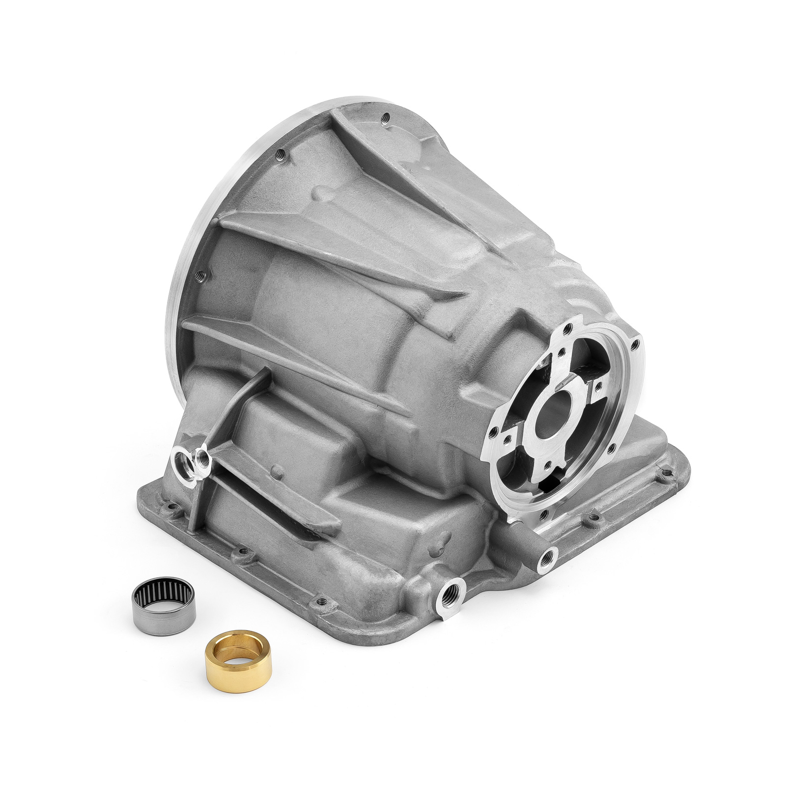 GM Powerglide Aluminum Transmission Case Only w/ Roller Bearing SFI Approved