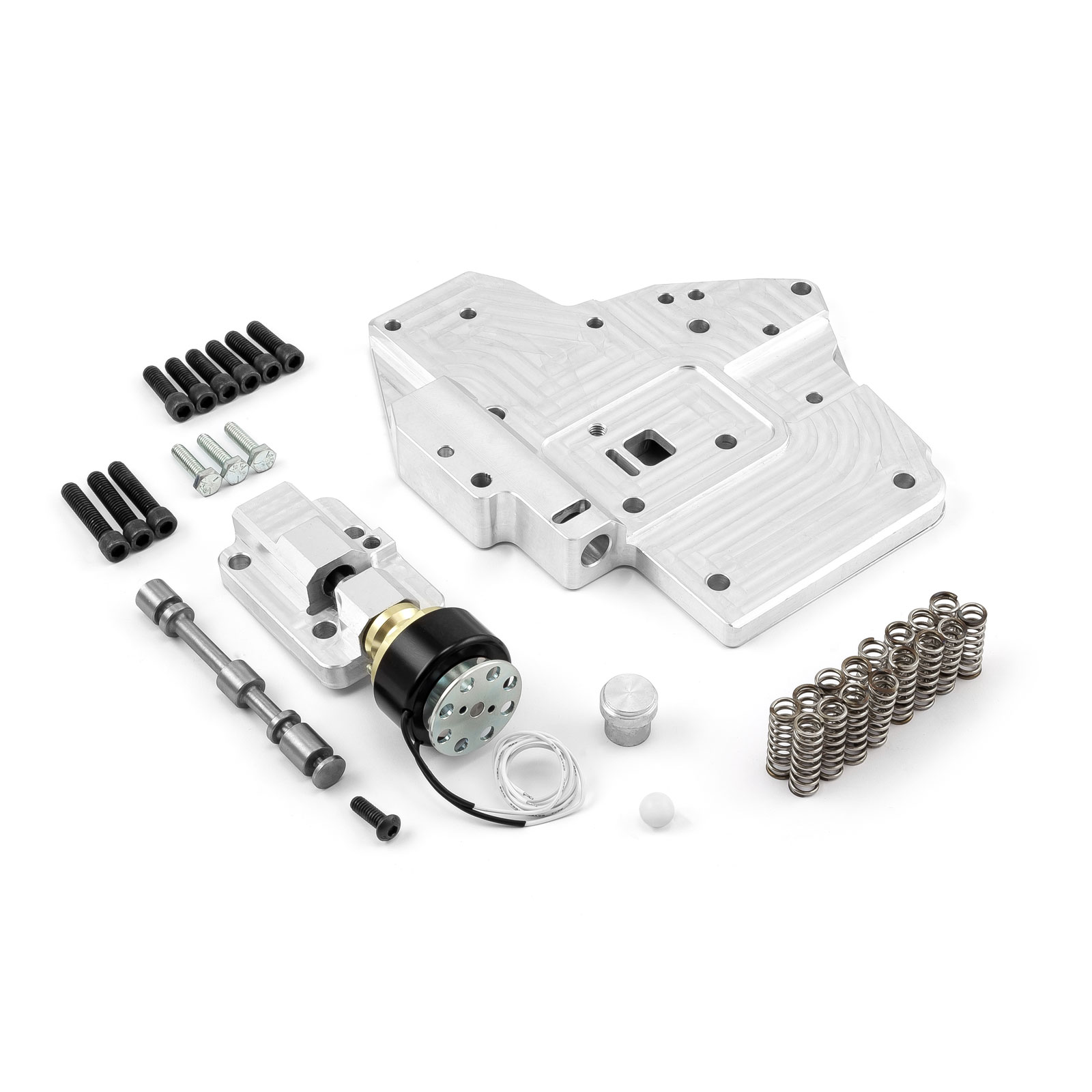 GM TH400 Transmission Billet Aluminum TransBrake Full Manual Valve Body