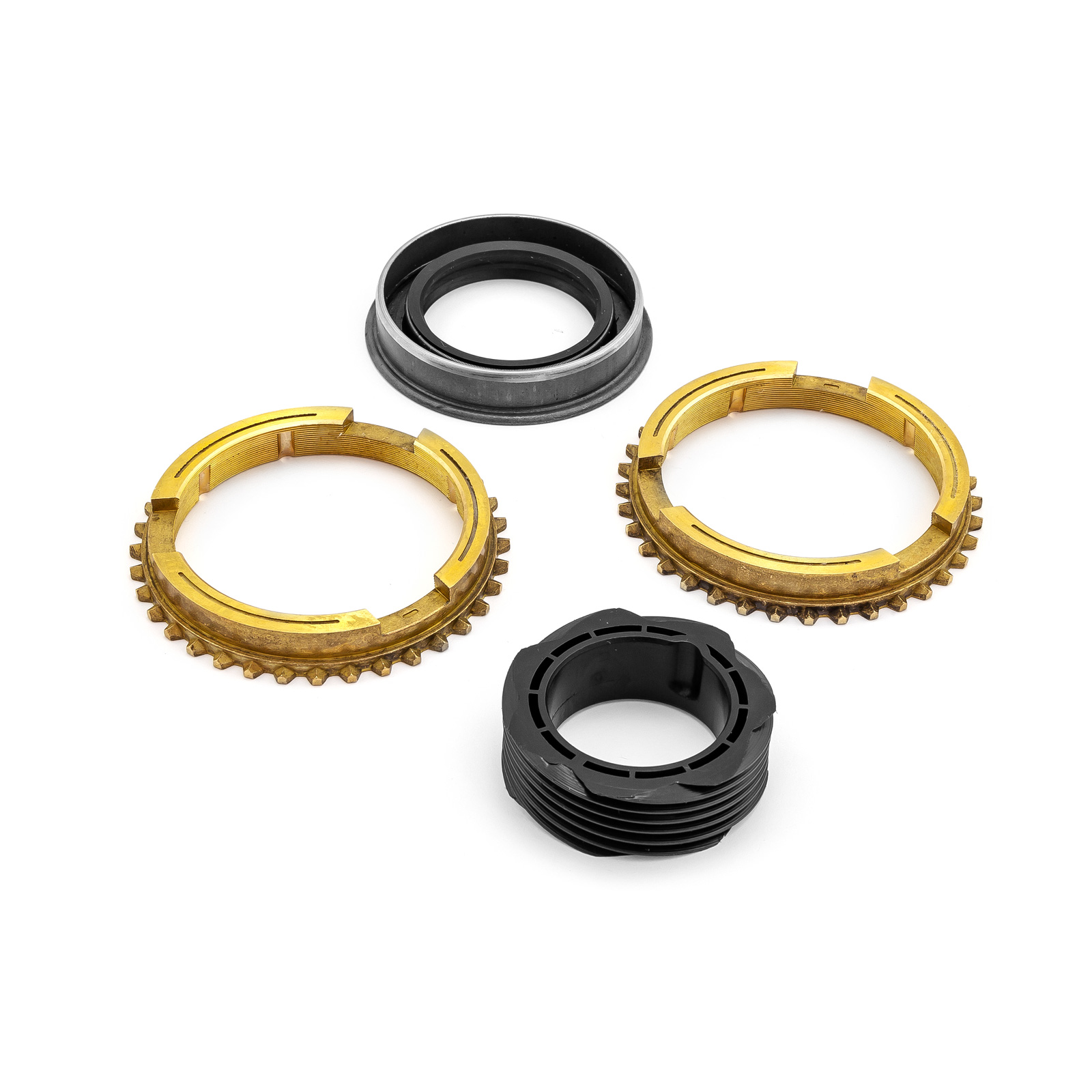Ford Toploader Speedometer Drive Gear Blocking Rings Tailshaft Seal