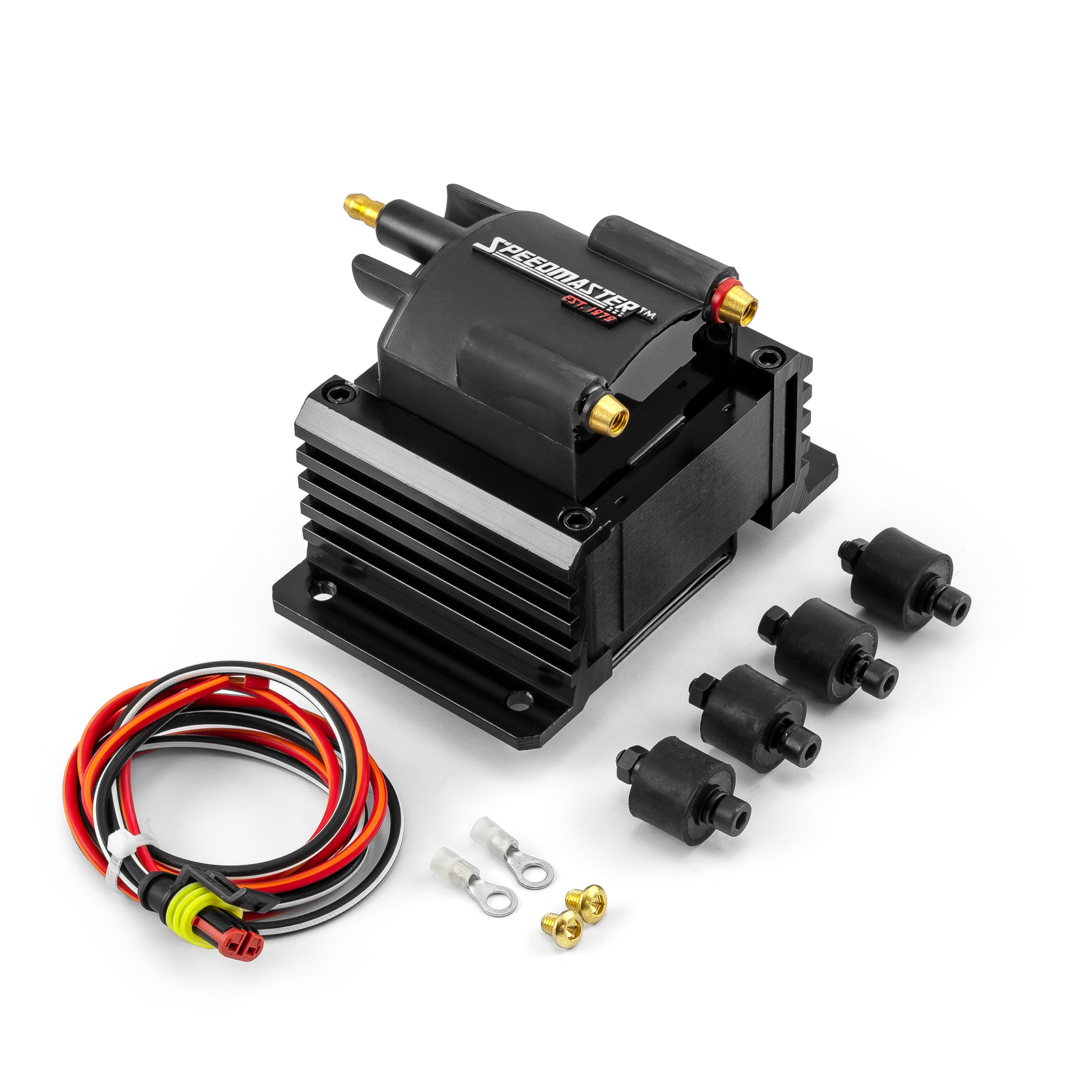 El Rayo DNA® - 12V High Output External Male E-Core Ignition Coil