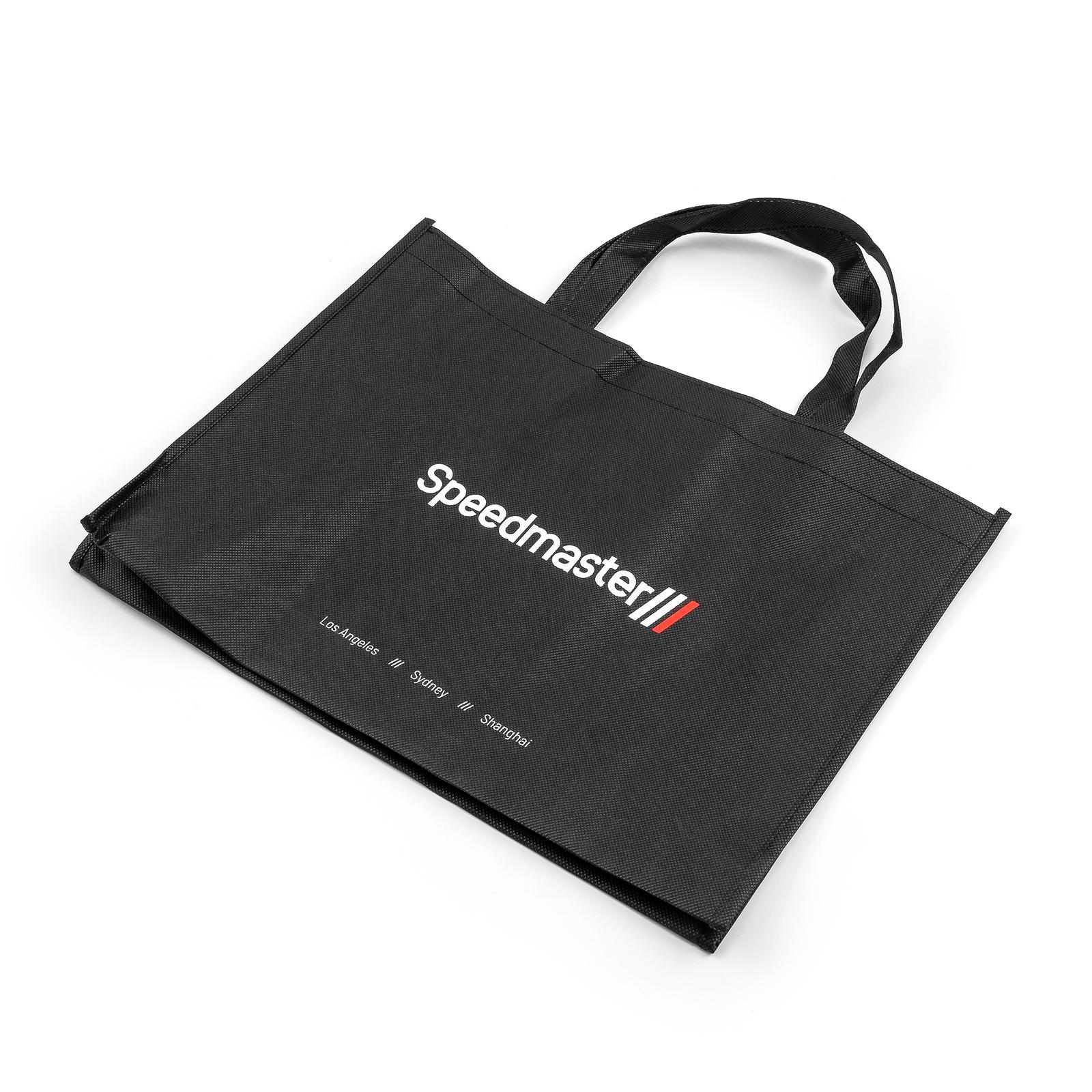 Speedmaster® 1-687-001 Reusable Eco Bag [Black]